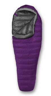 Feathered Friends Egret UL 20/30 Women's Down Sleeping Bag Lupine Purple