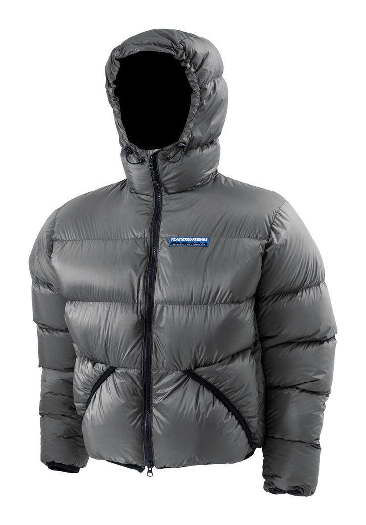Helios Hooded Down Jacket