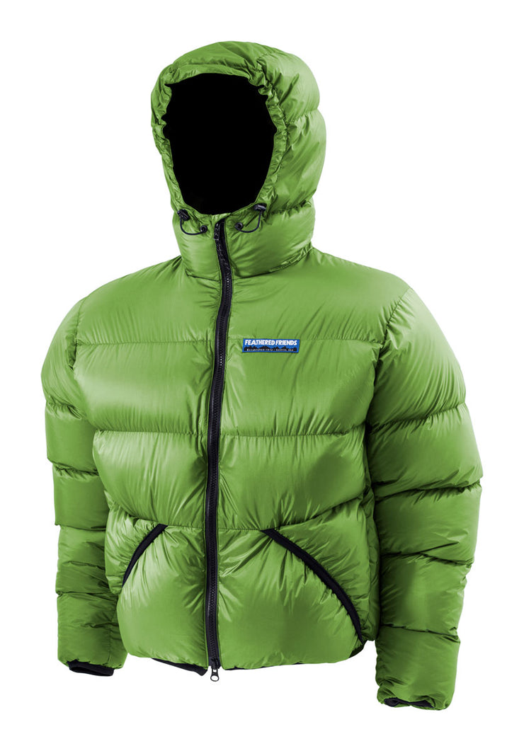 56ede9b2a Helios Hooded Down Jacket – Feathered Friends