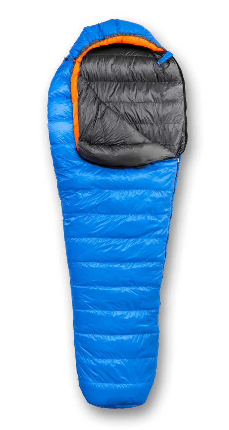 Feathered Friends Hummingbird UL 20/30 Ultralight Sleeping Bag Azure Blue