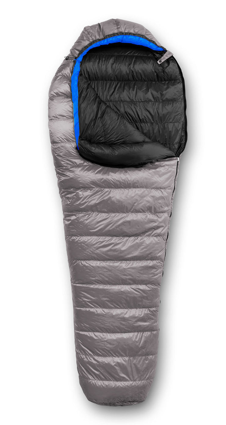 Feathered Friends Hummingbird UL 20/30 Ultralight Sleeping Bag Titanium
