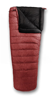 Feathered Friends Penguin YF Sleeping Bag Cardinal Red