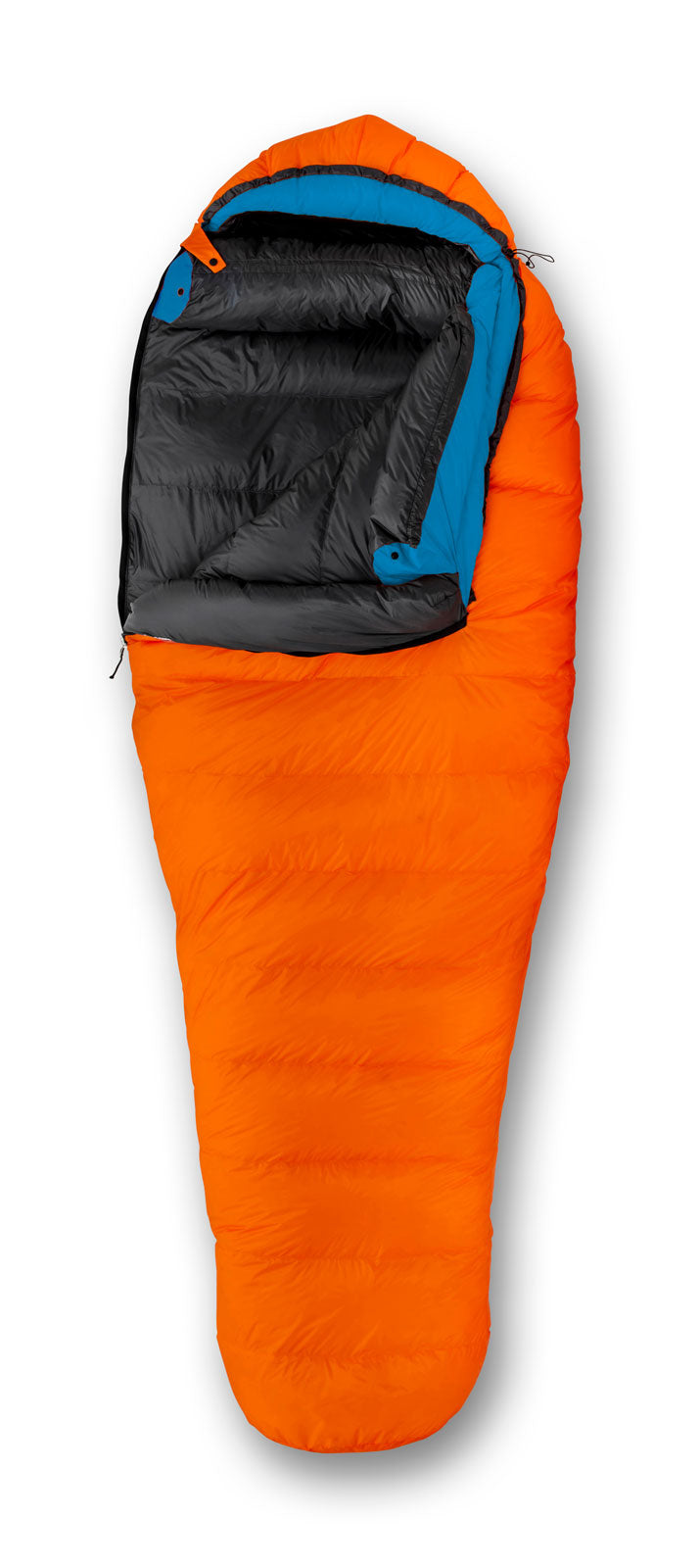 Feathered Friends Petrel 10 UL Women's Down Sleeping Bag Tangerine