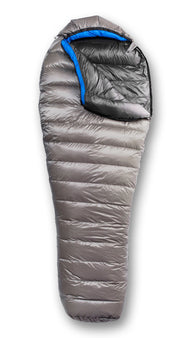 Feathered Friends Swift UL 20/30 Degree Down Sleeping Bag Titanium