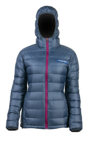 Feathered Friends Women's Eos Down Jacket Midnight