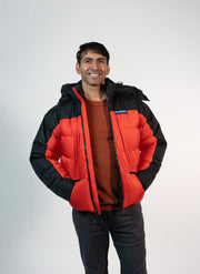 Volant Down Jacket