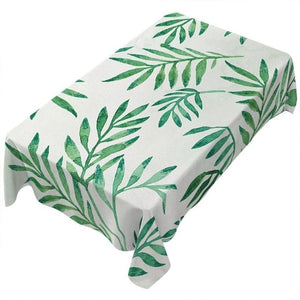 Table Cloth Rectangular Pastoral Style
