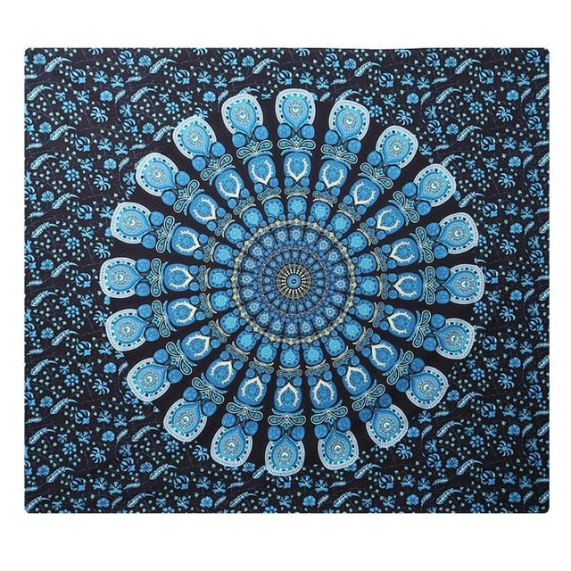 Wall Hanging Tapestry Tablecloth Window