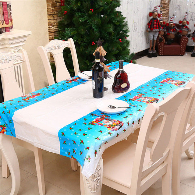 New Year Home Kitchen Dining Table Decorations