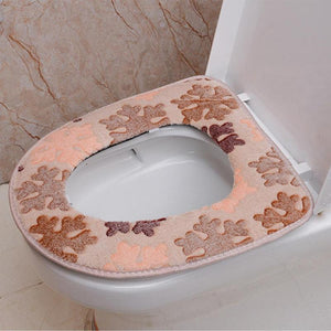 1PC Thicken Toilet Cushion Toilet Mat Close
