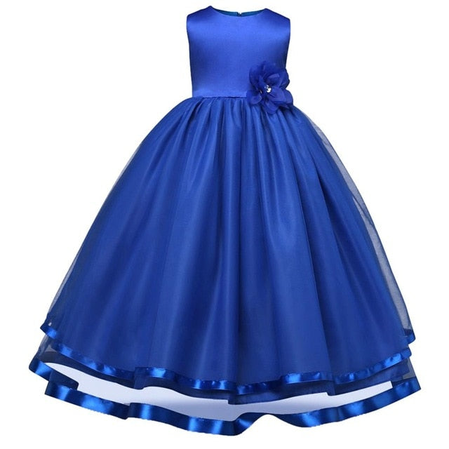 3 to 14 Years Girls Party Dress