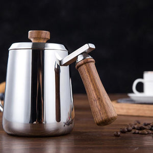 350/600ML Stainless Steel Teapot Drip