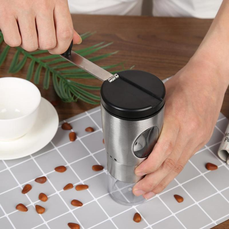 Stainless Steel Coffee Grinder Hand