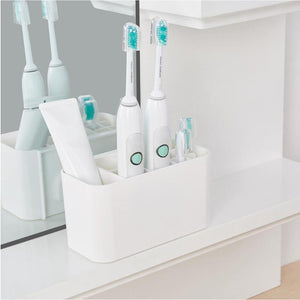 Detachable Toothbrush Holder Storage