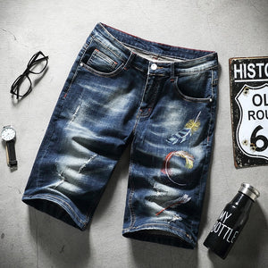 Jeans Men Short Men Fashions Shorts