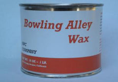 Bowling Alley Wax
