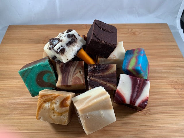 VEGAN DAIRY FREE FUDGE 12 PACK