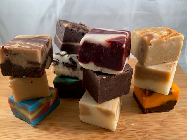 TRADITIONAL DAIRY FUDGE 12 PACK