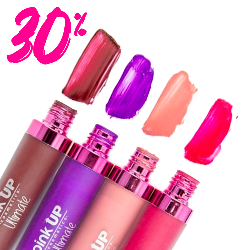 Labial Mate Ultimate Pink Up