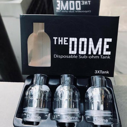 iSureVape - Dome Sub-Ohm Disposable Tank Pack