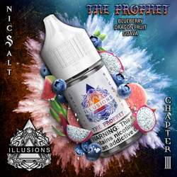 Illusions - The Prophet Salts