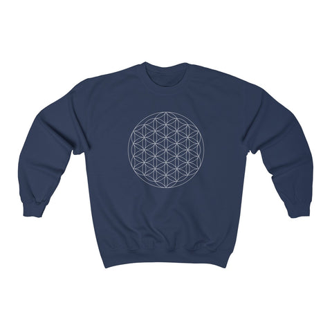 Image of Women's Flower of Life Sweatshirt