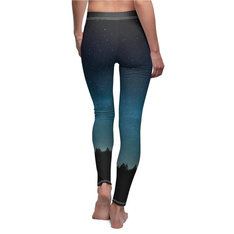 Lost in Space Yoga Leggings