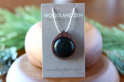 Image of Onyx Protection Necklace