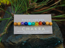 Load image into Gallery viewer, Chakra Balancing Bracelet