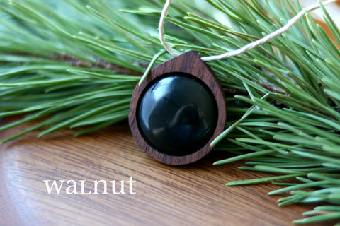 Onyx Protection Necklace