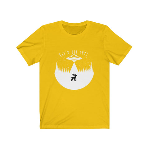 Image of Let's Get Lost Tee