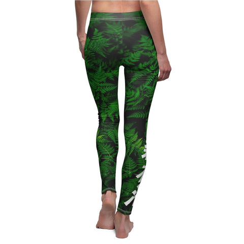 Image of FOREST-BATHING YOGA PANTS