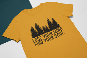 Lose Your Mind Tee Unisex