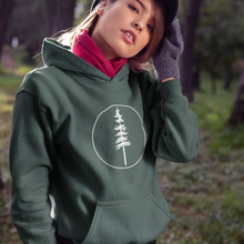 Load image into Gallery viewer, Woodland Zen Hoodie Unisex