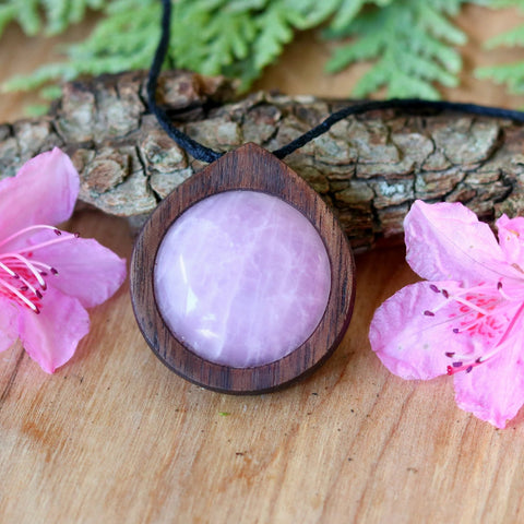 Image of Rose Quartz Necklace