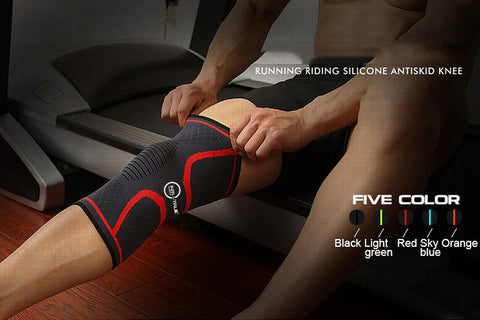 Premium Knee Support Compression Sleeves For Gym