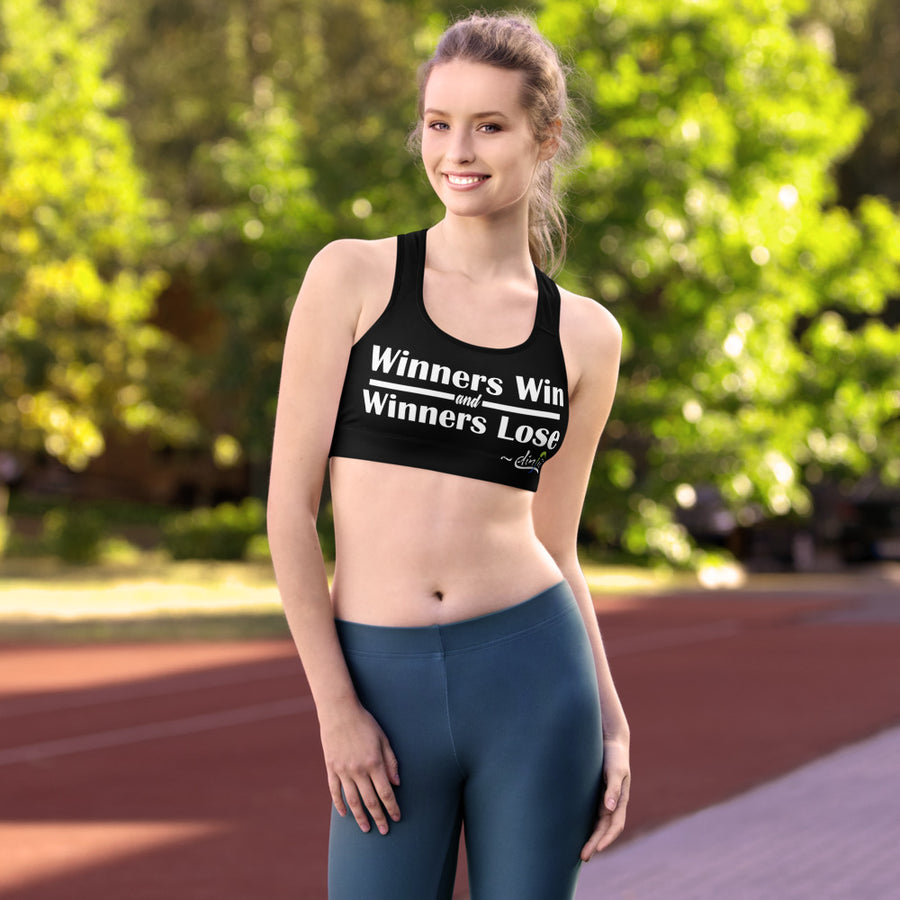 """WINNERS"" Sports bra"
