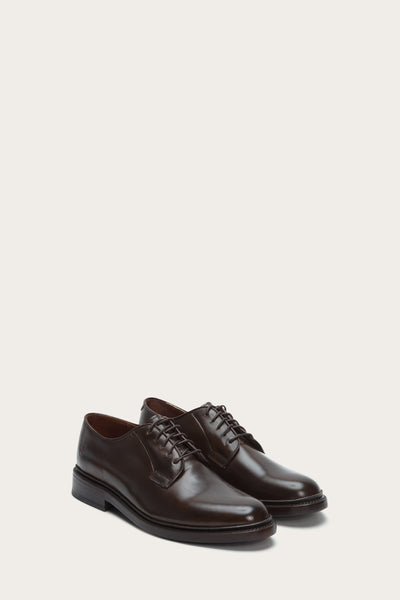 FRYE Mens James Oxford Leather Shoes