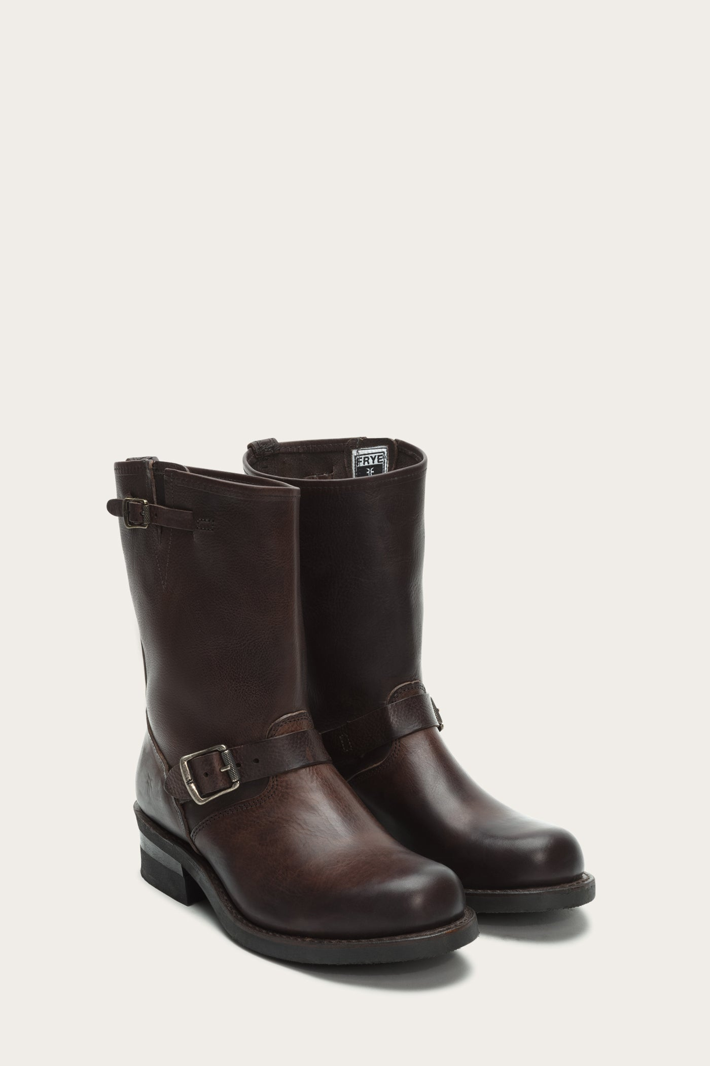 Frye Men/'s Engineer 12R Boots 87799 Redwood leather various sizes
