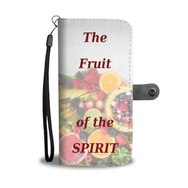 The Fruit of the Spirit - Phone Wallet Case (Free Shipping)