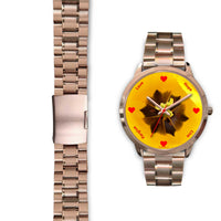 Rose Gold Watch - Tulip - Love Hope Live (Free Shipping)