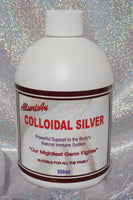 Allsorts4u Colloidal Silver 500ml (NZ Sales only)