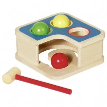 Hammer & Ball Toy Collapsible Tower