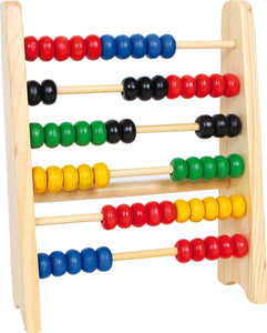Traditional Small Wooden Abacus Counting Frame