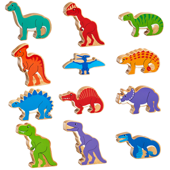 Chunky Dinosaur Figures Pick 'n' Mix