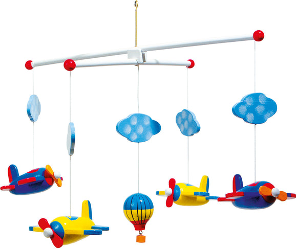 Aeroplane & Balloon Mobile