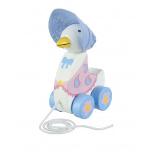 Jemima Puddle-Duck Pull Along Toddler Toy