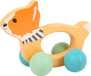 Lex the Fox Character Grasper Wheeled Toy