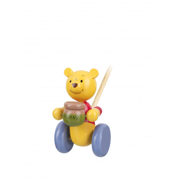 Winnie the Pooh Push Along Toy (Boxed)