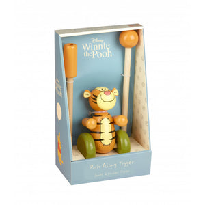 Tigger Push Along Toy (Boxed)